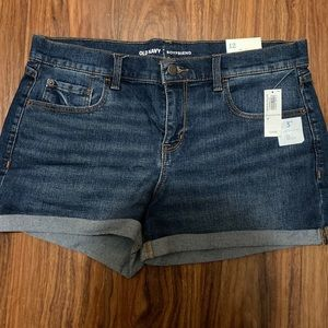 Women's Old Navy jean shorts NWT